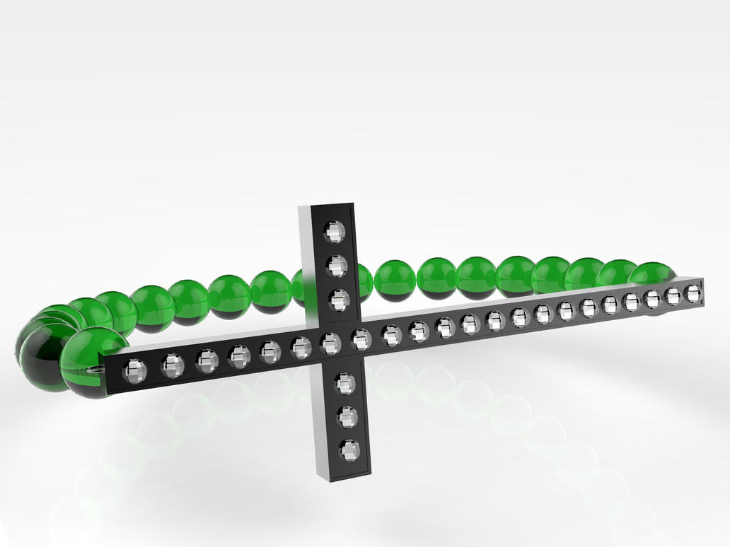 Sanctus Bracelet by MonoFlow