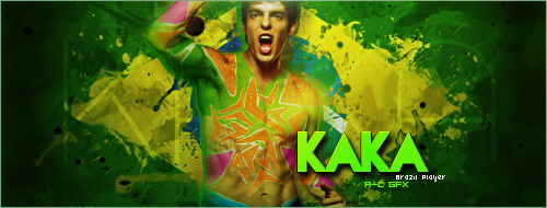 New Kaka Sign by Dark-legend-GFX