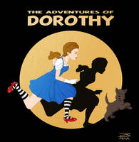 The adventures of Dorothy (oz) by baratimbum