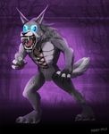 Twisted Wolf (device on)