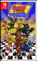 FNaF Pizza Tycoon - Nintendo Switch Cover
