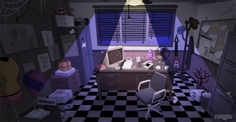 4118363d PinkyPills 246 14 Project 6 - Office Concept by PinkyPills