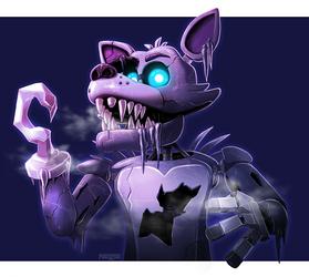 Frost Foxy