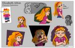 Elizabeth Afton - Character Exploration