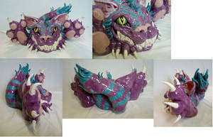 Creepy Cheshire Cat final by TerraLove