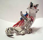 New Okami Figurine