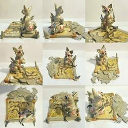 Kabegami miniature by TerraLove