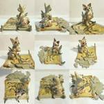 Kabegami miniature