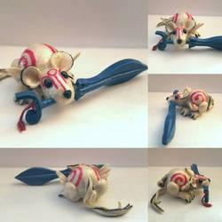 Tachigami miniature  by TerraLove