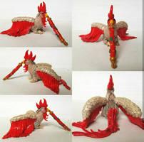 Moegami figure