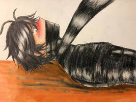 Black wrapping by Snow-Yuuki
