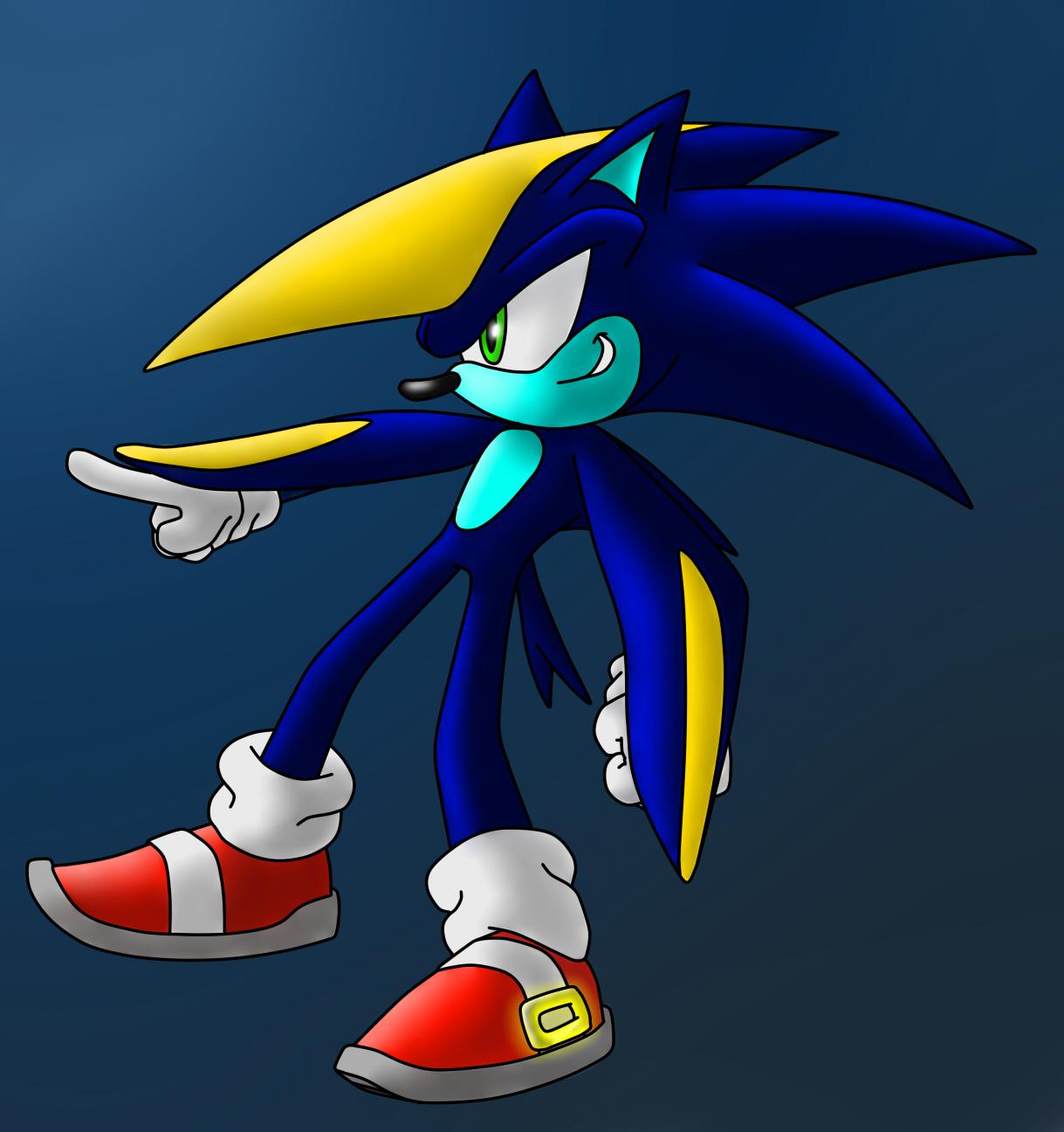 Sonic Forms: Penguin Sonic By Sweecrue On DeviantArt