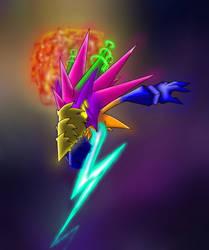Spectral Sonic by Sweecrue