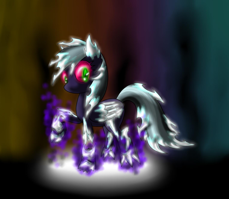 Demonic Rainbow by Sweecrue