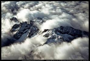 Mountain Pass by DarkainMX
