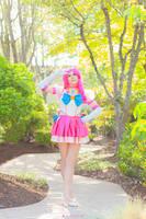 Sailor Pinkie Pie by DarkainMX