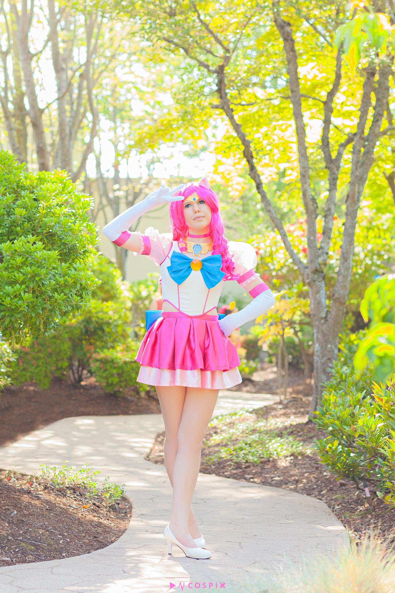 Sailor Pinkie Pie