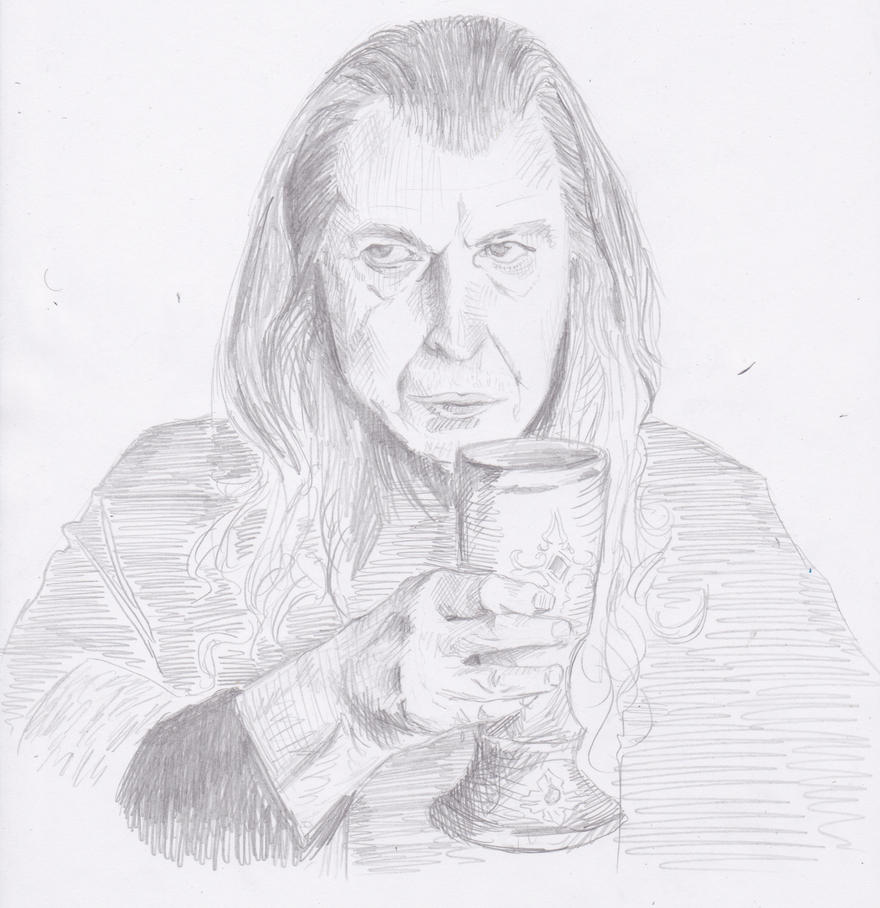 Denethor by squiggles97