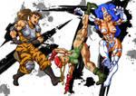 Capcom Girls