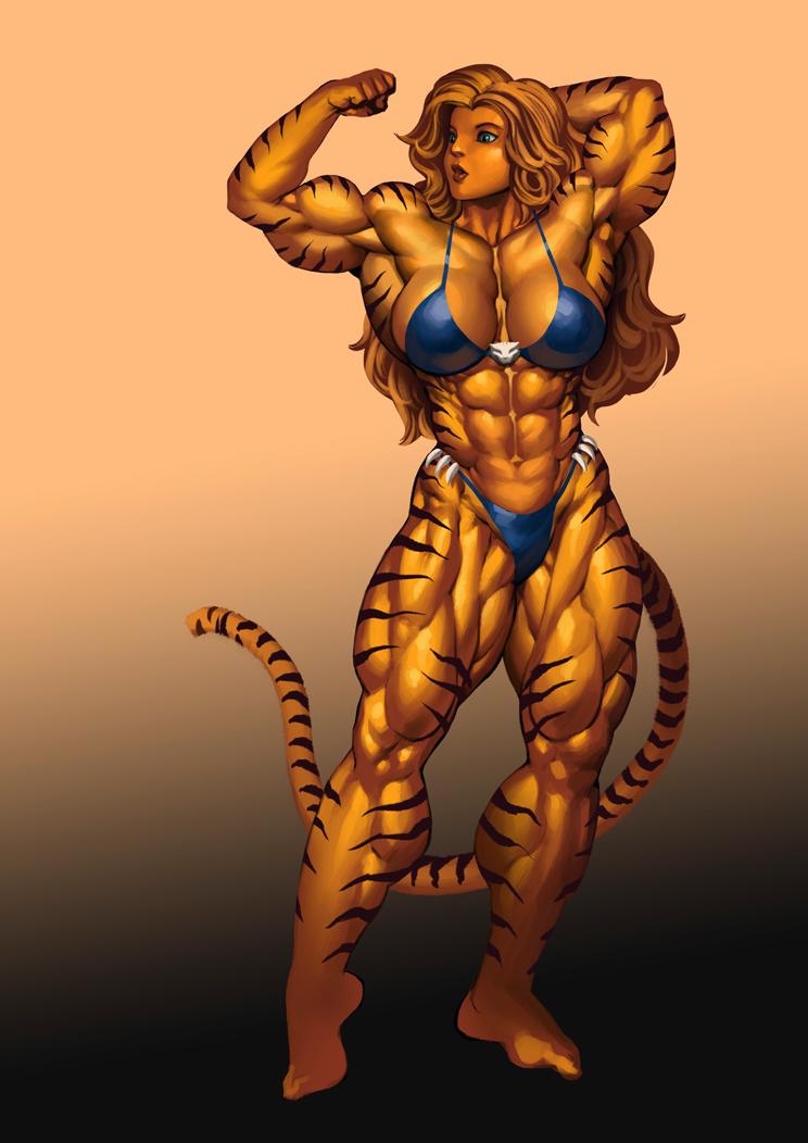 Buff Tigra by Pokkuti