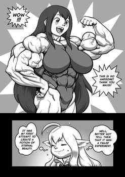 Magic Muscle Final Chapter(pg.9)