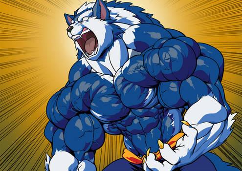 [Patreon Bonus Content]Were werewolf
