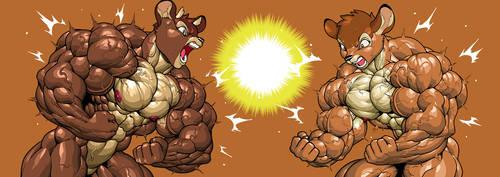 [Patreon Bonus]Hulk Out Battle