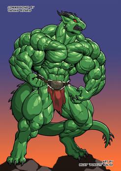 [Patreon bonus]Varanis Hulk