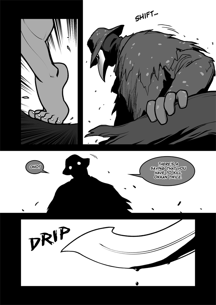 Forbidden Frontiers 130 There's a saying by Pokkuti