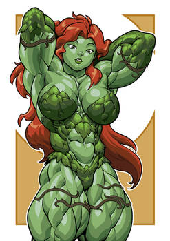 [Patreon bonus]Poison Ivy