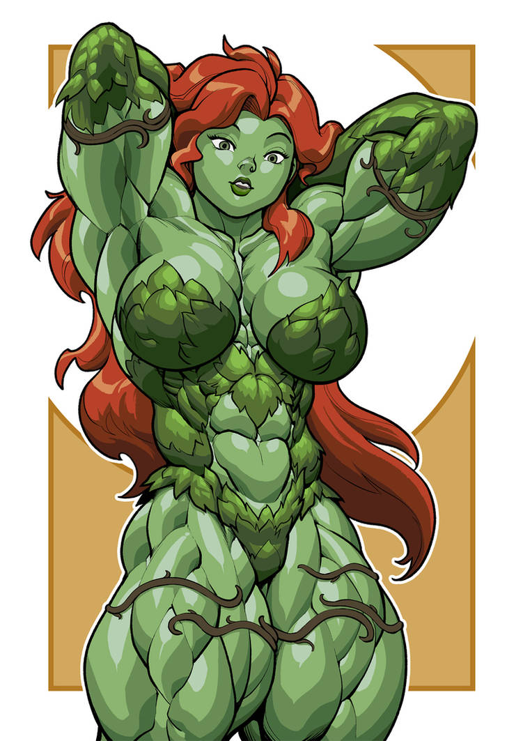[Patreon bonus]Poison Ivy by Pokkuti