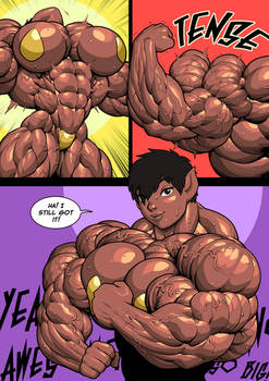 Pinnacle of Physique S1-32