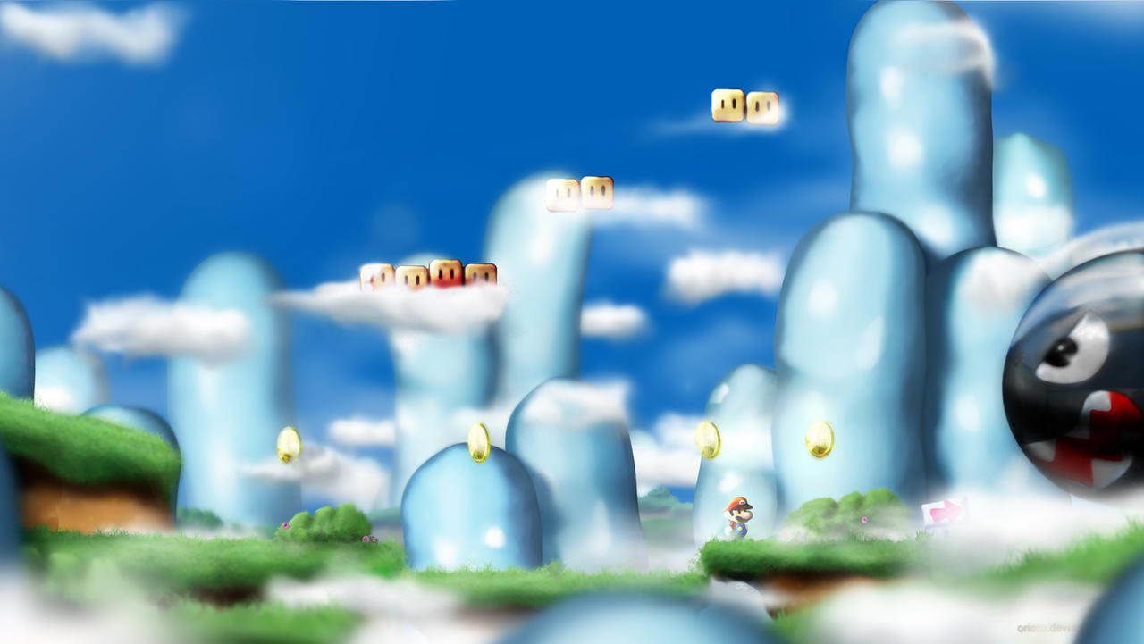 Primer Mundo Super Mario World
