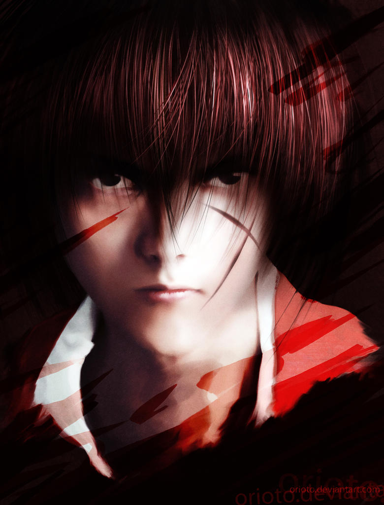 Kenshin by Orioto