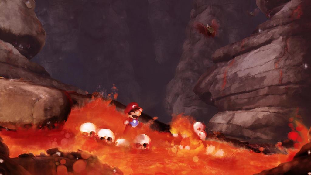 Lava Ballad by Orioto