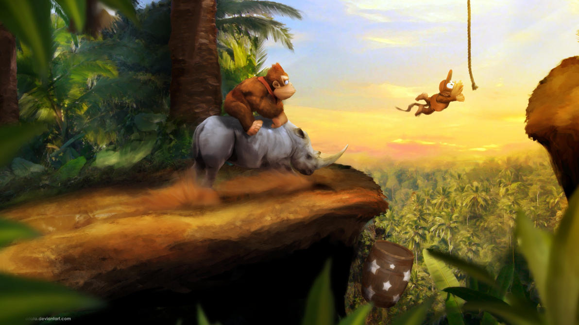 DKC by Orioto