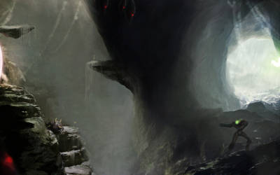 Zebes cave