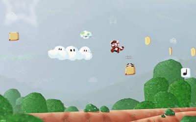 Mario Bros 3 by Orioto