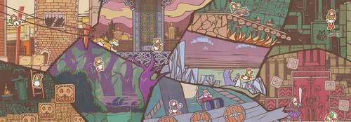 Quackshot Fresco