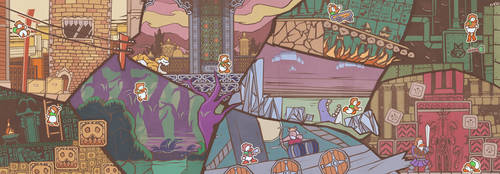 Quackshot Fresco by Orioto