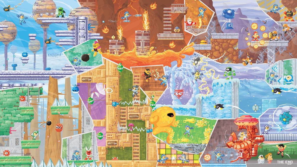 Megaman Fresco by Orioto