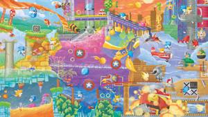 Sonic 2 Fresco
