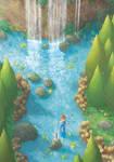 Dawn of Adventure : Holy Sword