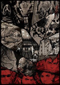 Resident Evil Fresco