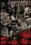 Resident Evil Fresco by Orioto