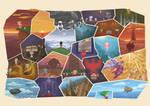 FFVI Fresco Part 3! by Orioto