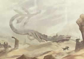 Phalanxs Shadow by Orioto