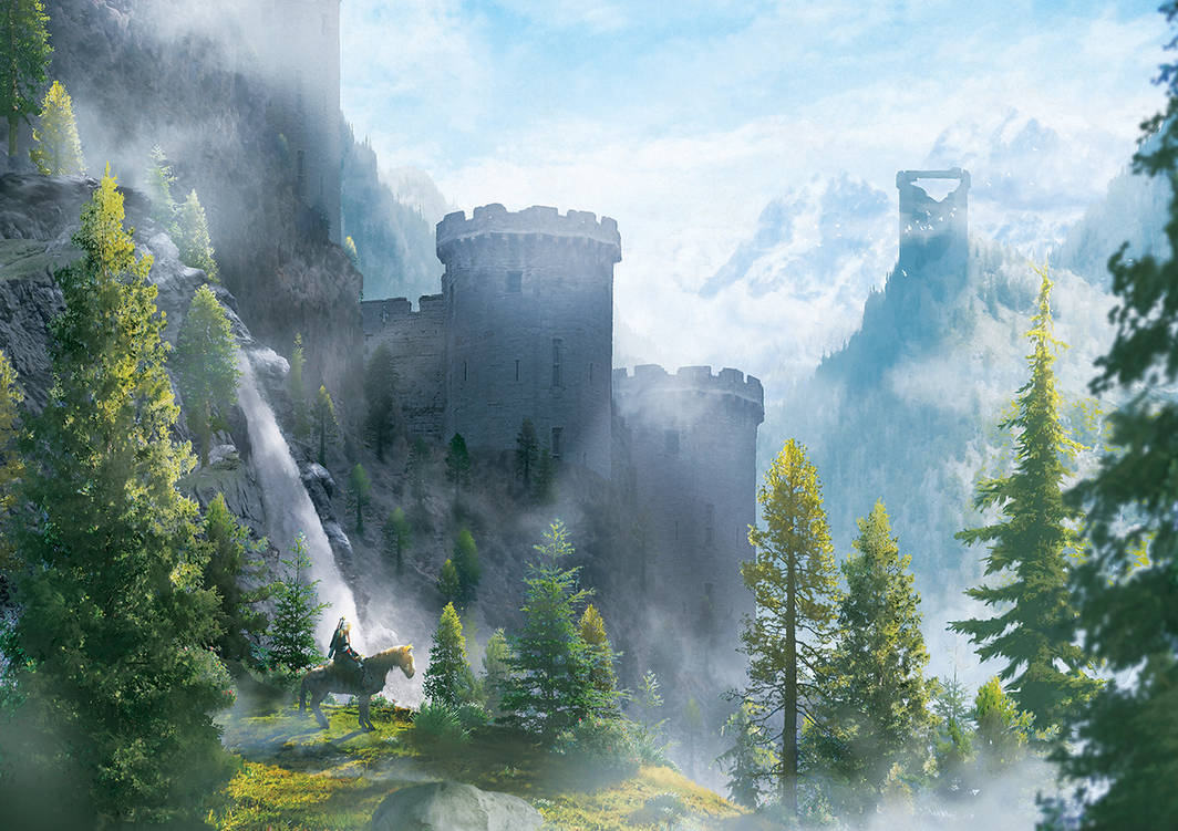 TheWitchersTrail by Orioto