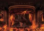 Opera In Fire