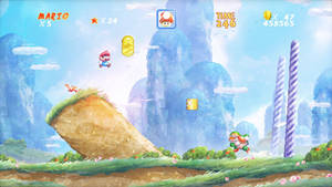 Neo16Bit  - Super Mario World